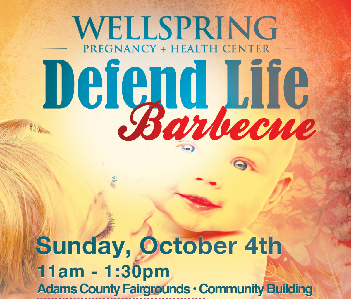 Wellspring Defend Life Barbecue